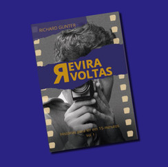 "Pré-venda do livro ""Reviravoltas"" de Richard Günter"