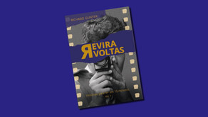 "Pré-venda do livro ""Reviravoltas"" de Richard Günter"