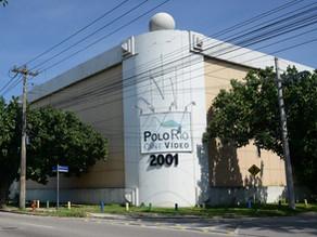 Polo de cinema no Rio será reestruturado e modernizado