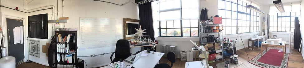 Robert Currie London Studio