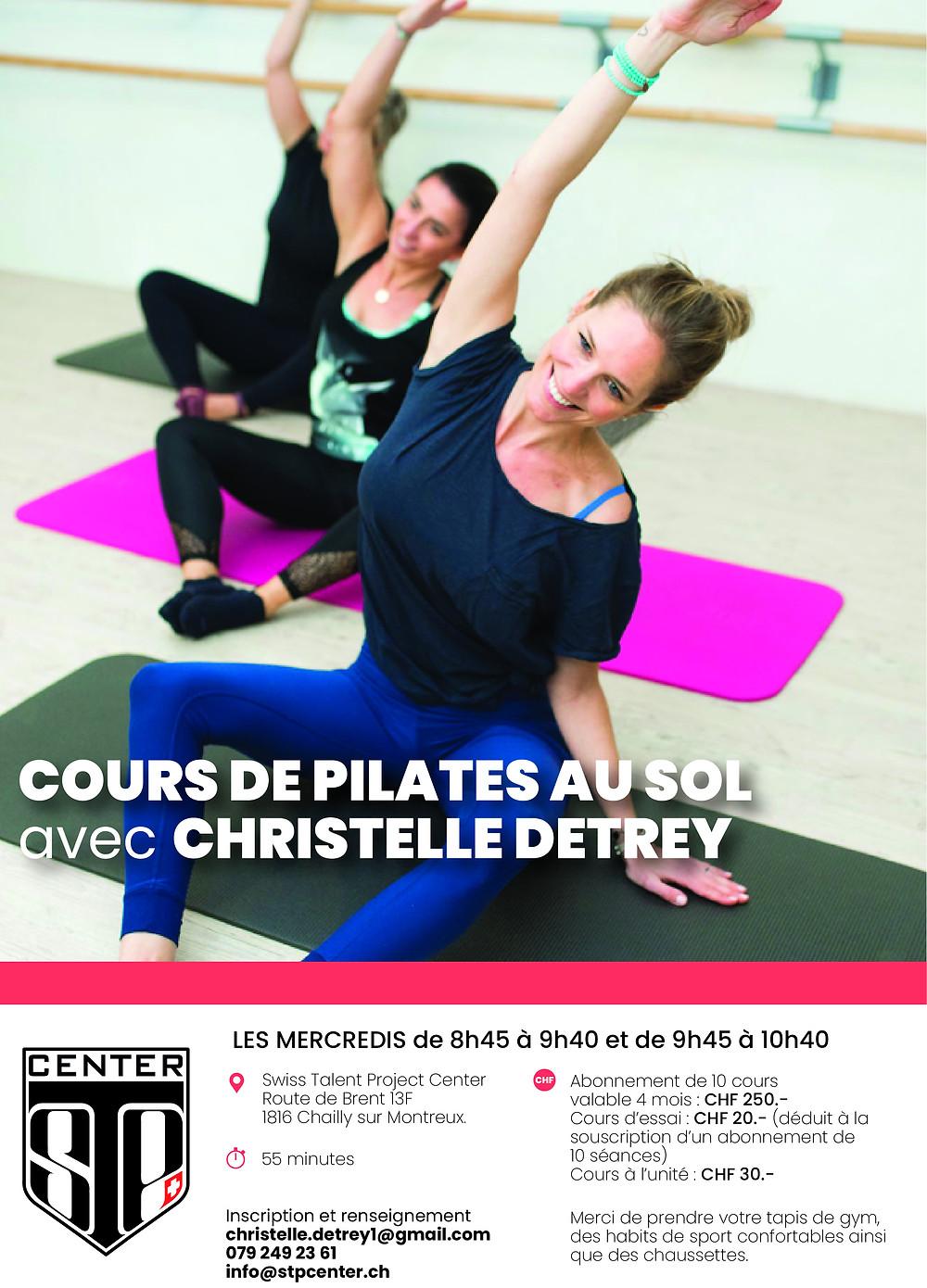 Christelle Detrey