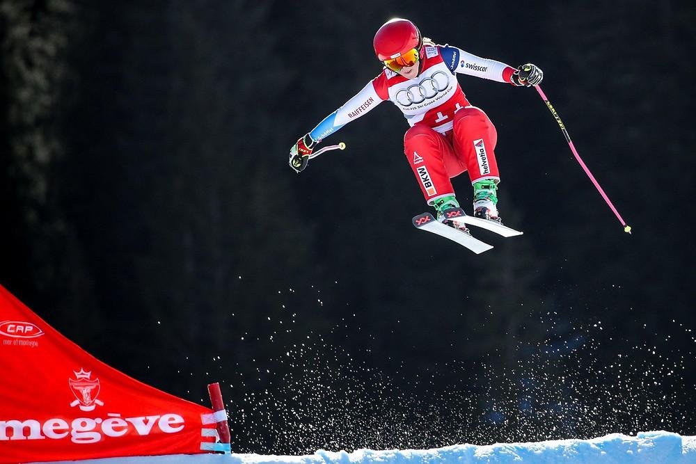 Sixtine Cousin. Ski Cross se place à la 12ème place mondiale grâce à ses excellents résultats