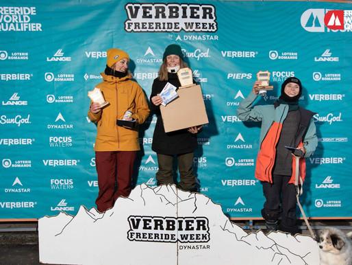 Deux podiums pour Lia Leuenberger
