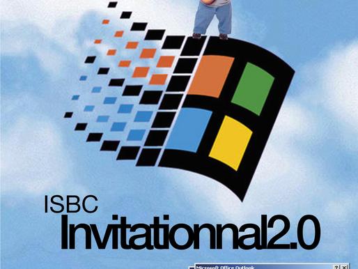 ISBC invitanionnal 2.0