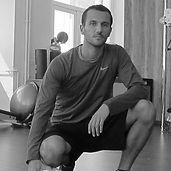 Antoine Borgeaud, préparateur physique STP Center