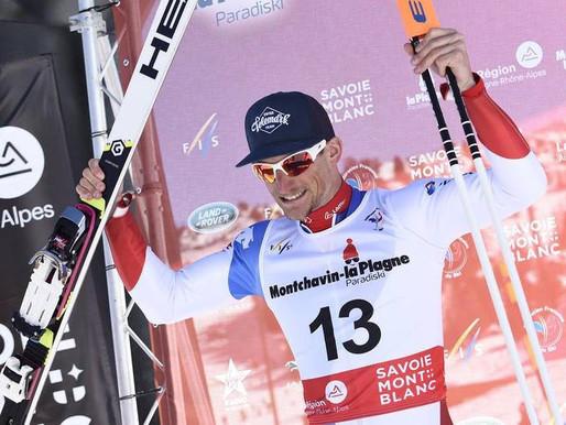 Télémark: Bastien Dayer vice-Champion du monde en classique à La Plagne (FR)et Champion du monde pa