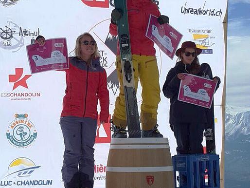 Elisabeth Gerritzen maintient sa 1ère place au classement général du FWQ !