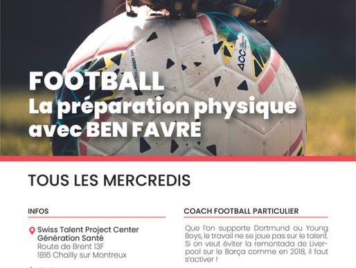 Préparation physique, football.