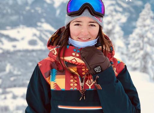 Mathilde Gremaud, 17 ans aux Jeux Olympiques