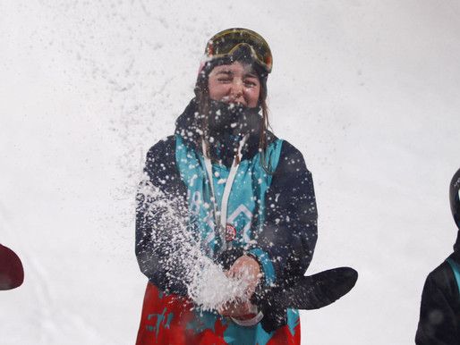Mathilde Gremaud remporte les Xgames en Norvège