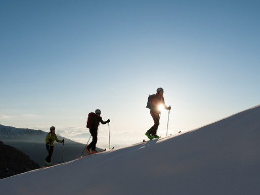 Objectif PDG 2020 / Ski Alpinisme