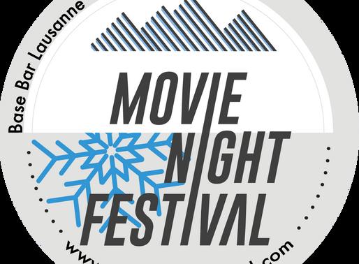 Movie Night Festival // 9 septembre Lausanne