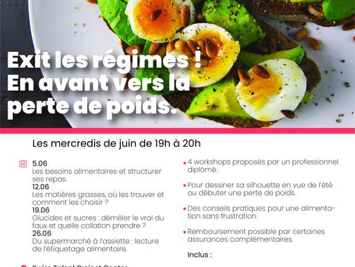 EXIT les régimes avec Laurent Mora, diététicien HES
