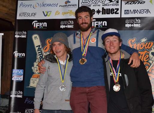 Sabrina Jaquet de retour et une 2ème place pour Maxime Chabloz.