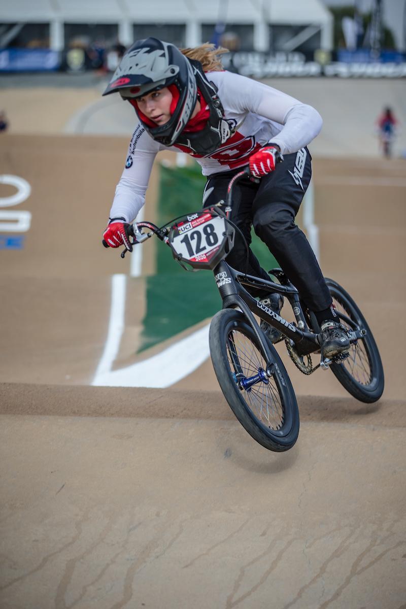 Zoé Claessens ramène de précieux point à l'équipe de suisse en vue des prochains jeux olympiques de Tokyo