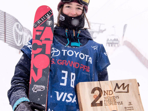 Mathilde Gremaud continue sa moisson de médailles