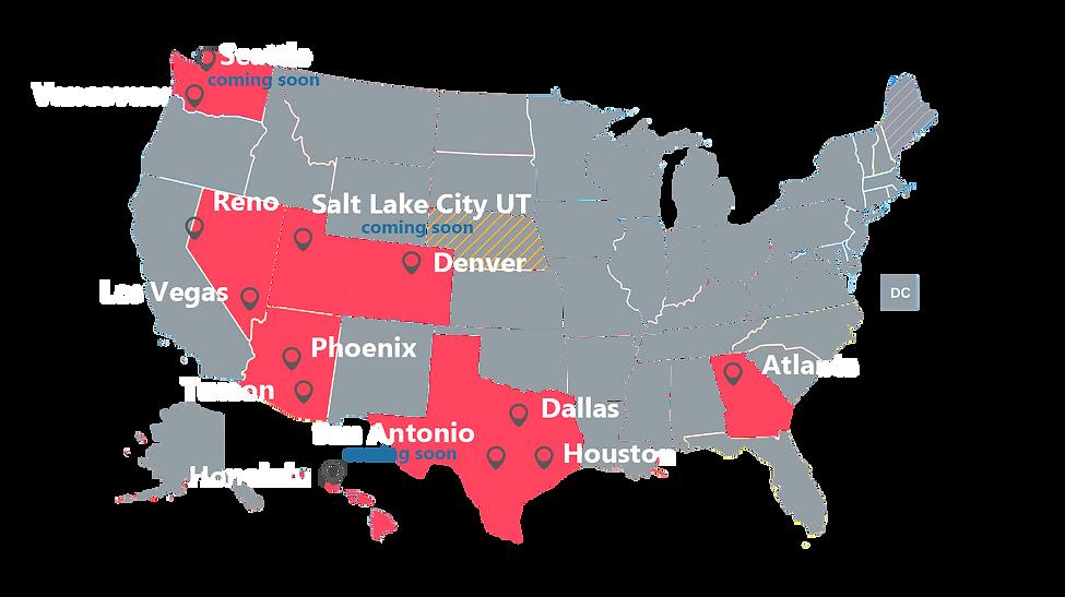 RentVest Locations
