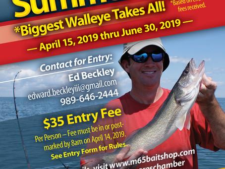 fishing report 3-14-2019