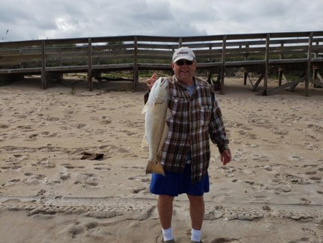 Fishing report for 2-23-2019