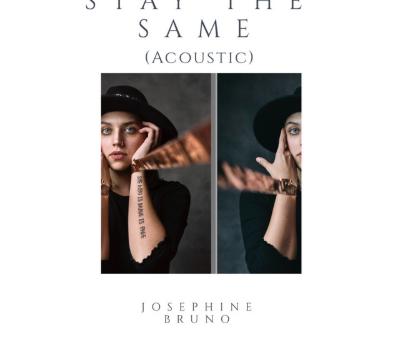 Josephine Bruno Talks New Single, Diving Into Music Industry