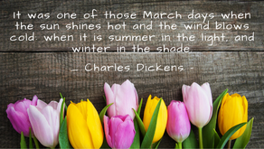 March Your Social Into Spring!
