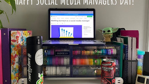 Happy Social Media Managers Day!