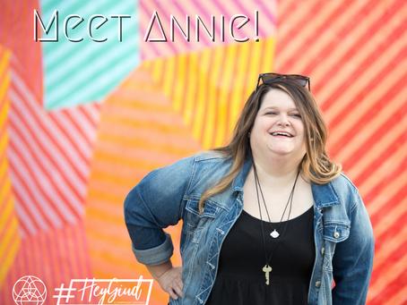 Meet Annie!