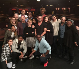 Our Town, Avengers reading, cast