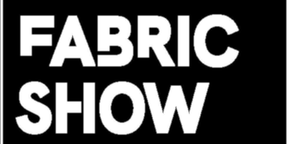 PARIS FABRIC SHOW - Septembre 2021