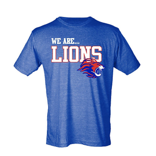 We Are LIONS shirt