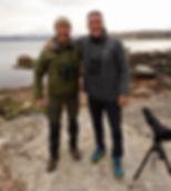 Simon Pawsey & Iolo Williams, Cairngorms Birding