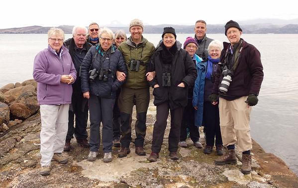 Cairngorms birding school of birding