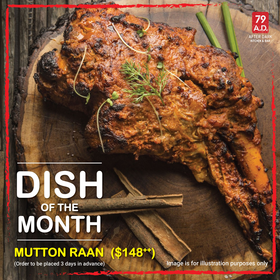 DISH OF THE MONTH