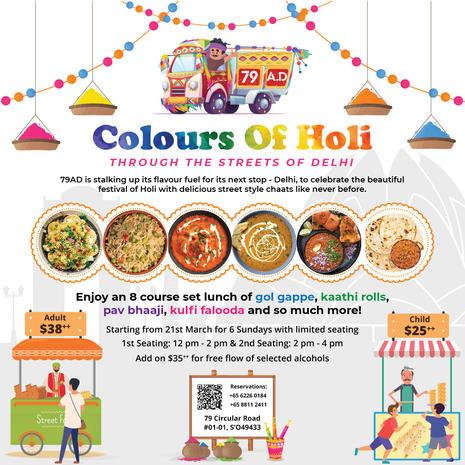 Food Trail India - Delhi Chaat Festival