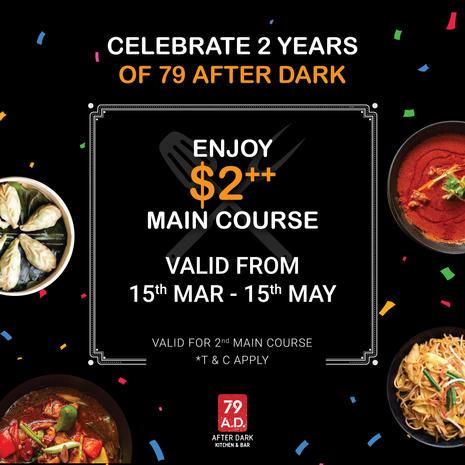 2nd Anniversary Promo - Food