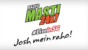 RADIO MASTI 24x7 LIVE SINGAPORE