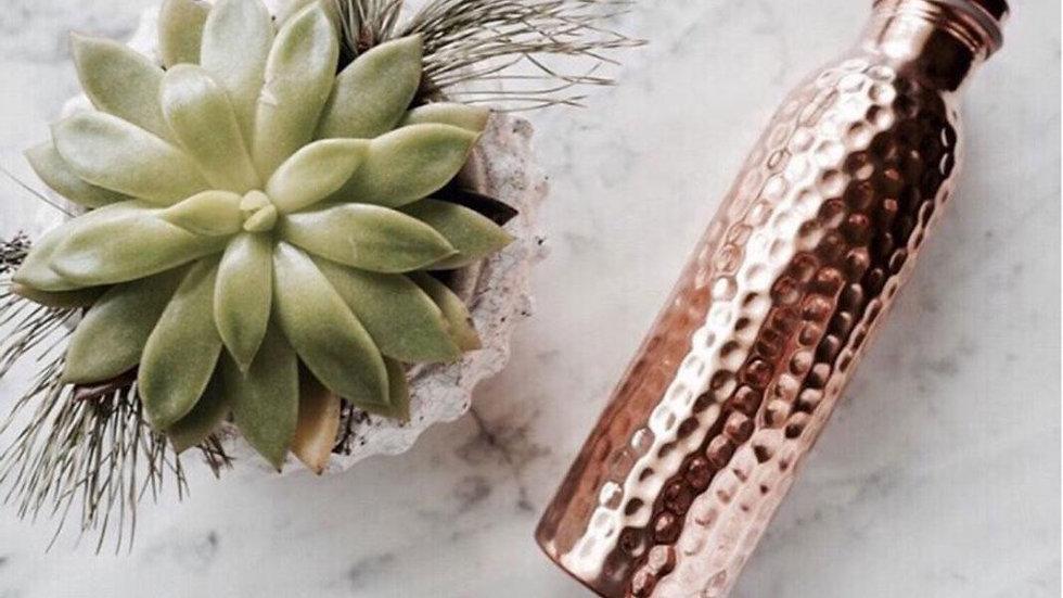 Handmade 100% Pure Copper Vessel 全人手打造純銅水壼