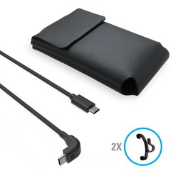 4ft Type-C Cable with Battery Case