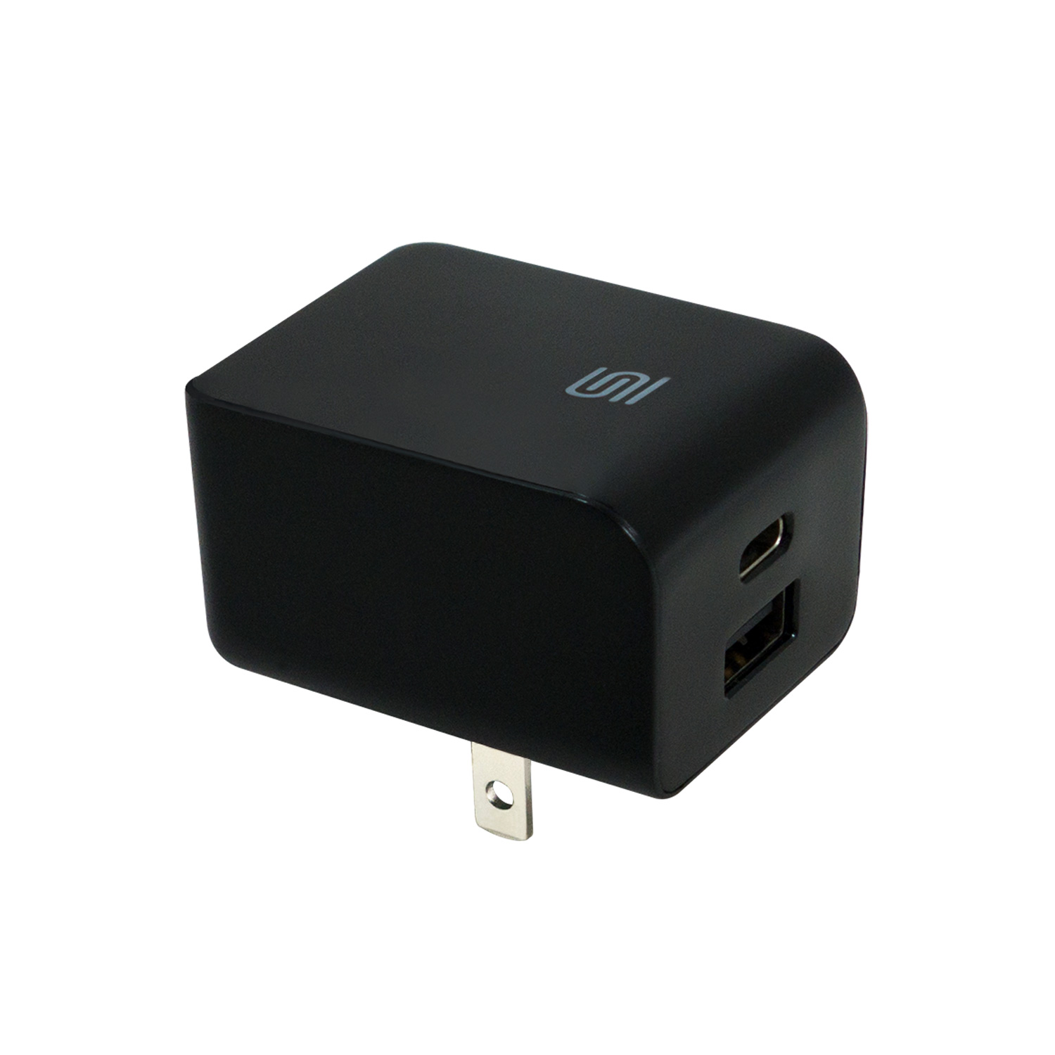 25W Wall Charger Type-C & USB-A Port
