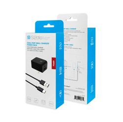 High Power Wall Charger with Type-C