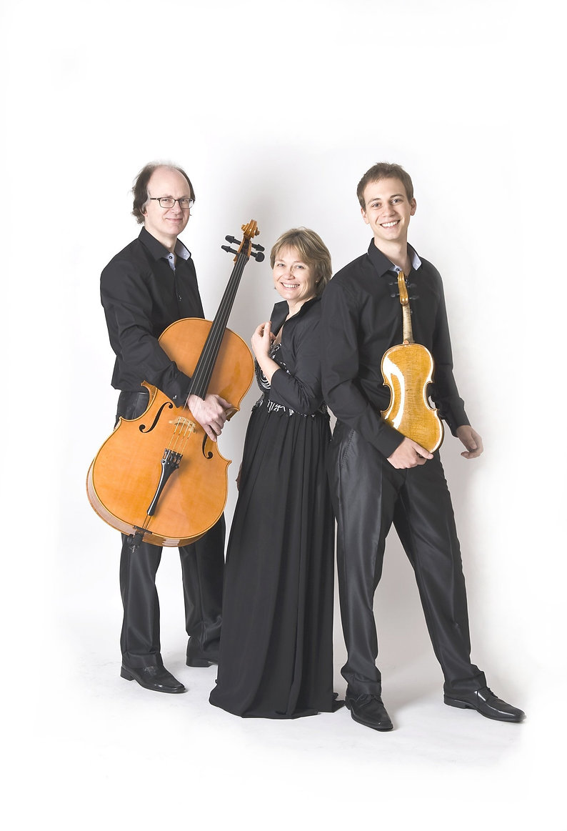 Wiener Mozart Trio C Nancy Horowitz