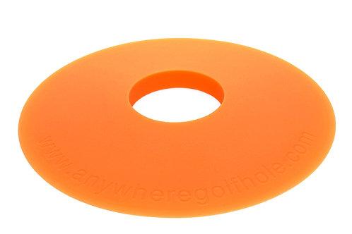 anywheregolfhole in Electric Orange