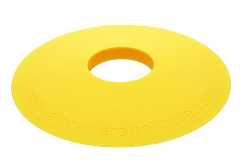 anywheregolfhole in Lightning Yellow