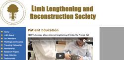 Limb Lengthening Society