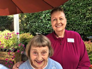 Louise, Volunteer Companion