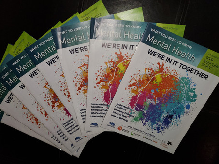 Local Mental Health Resource Booklet