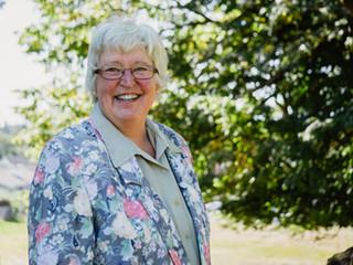 Donna, Volunteer Gardener