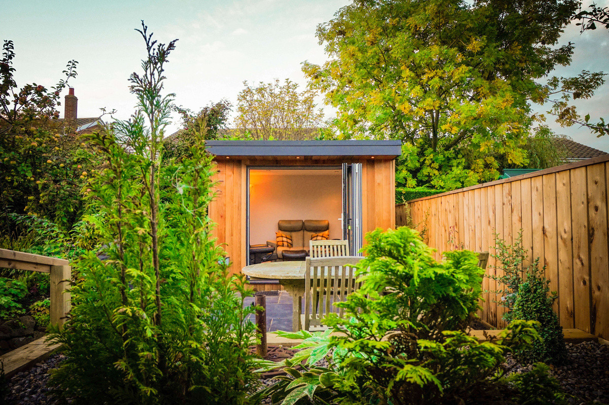 Bespoke gardenroom in Newcastle