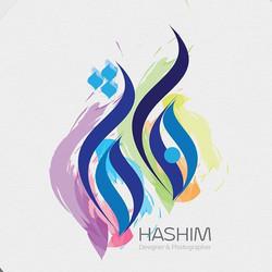 شعار المعرض للمصمم والمصور هاشم في مدينة#سبت_العلاية الصيف القادم  بعنوان فن وصورة إن شاء الله تعالى