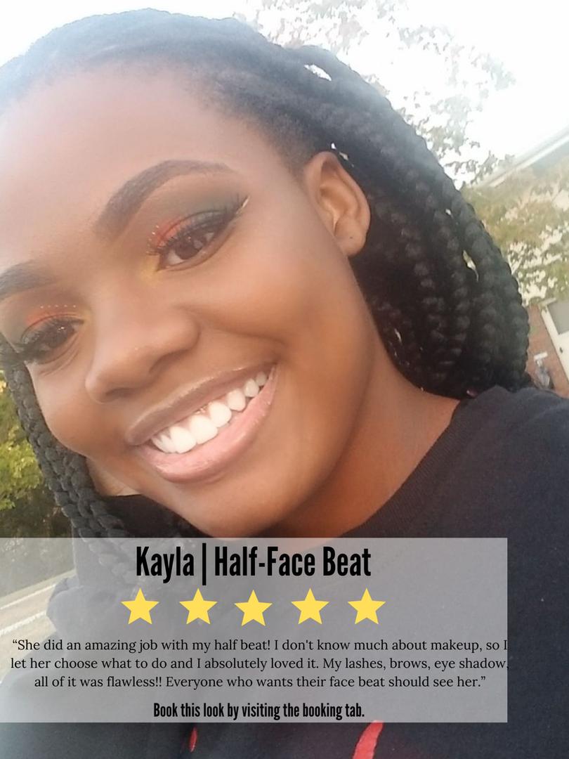 Half-Face Beat